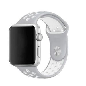 Other - ❤️NEW White Grey Sport Band For Apple Watch
